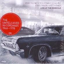 The Exciting Jazz of the Early 70ies. The Unreleased Recordings 1968-1978 (Box Set) - CD Audio