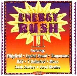 Energy Rush II - CD Audio di Whigfield
