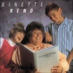 L'Essentiel - CD Audio di Ginette Reno