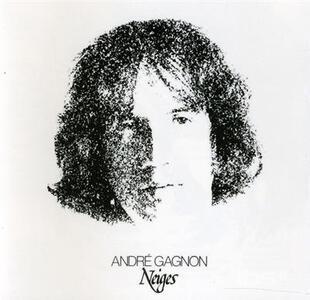 Neiges - CD Audio di André Gagnon