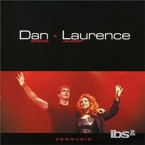 Communio - CD Audio di Laurence Jalbert