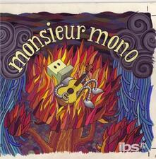 Petite musique de pluie - CD Audio di Monsieur Mono
