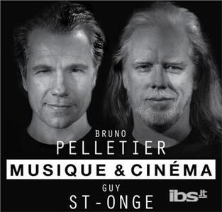 Musique Et Cinema - CD Audio di Bruno Pelletier