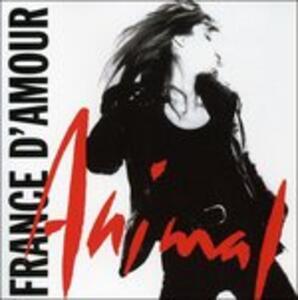 Animal - CD Audio di France D'Amour