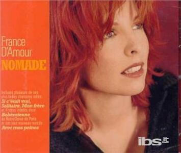 Nomade - CD Audio di France D'Amour
