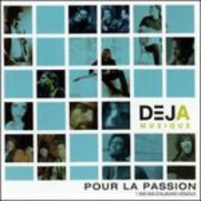 Deja Musique - CD Audio