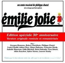 Emilie Jolie 30eme Anniversaire - CD Audio