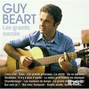 Les grands succes - CD Audio di Guy Béart