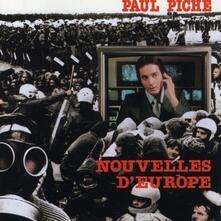 Nouvelles D'Europe - CD Audio di Paul Piche