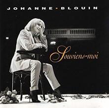 Souviens moi - CD Audio di Johanne Blouin