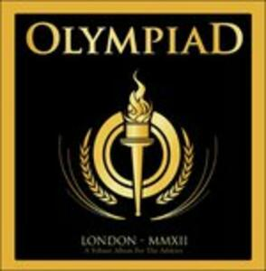 Olympiad - CD Audio di Gary Judd