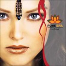 Pure Spa India - CD Audio