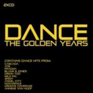 Dance.the Golden Years - CD Audio
