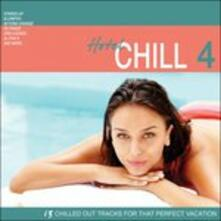 Hotel Chill 4 - CD Audio