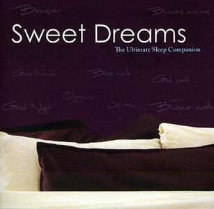 Sweet Dreams - CD Audio