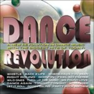 Dance Revolution - CD Audio
