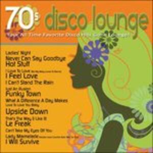 70s Disco Lounge - CD Audio
