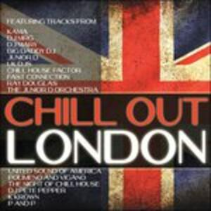 Chill Out London - CD Audio