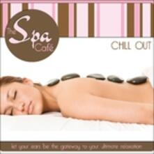 Space Cafe (Chill Out) - CD Audio