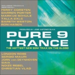 Pure Trance 9 - CD Audio
