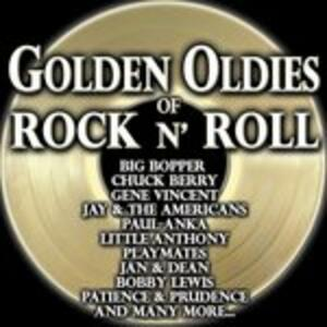 Golden Oldies of Rock - CD Audio