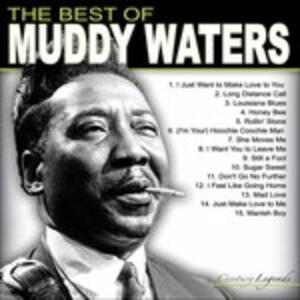 Best of Muddy Waters - CD Audio di Muddy Waters