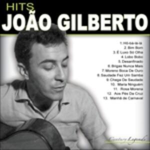 Hits - CD Audio di Joao Gilberto