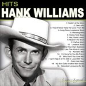 Hank Williams Hits - CD Audio di Hank Williams