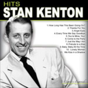 Stan Kenton Hits - CD Audio di Stan Kenton