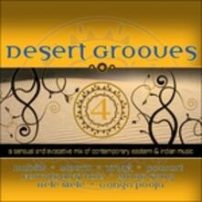 Desert Grooves 4 - CD Audio di Prem Joshua