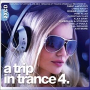 A Trip in Trance 4 - CD Audio