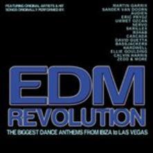 Edm Revolution - CD Audio