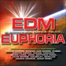 Edm Euphoria - CD Audio