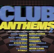 Club Anthems 2 - CD Audio