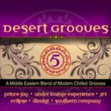 Desert Grooves 5 - CD Audio