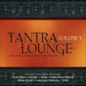 Tantra Lounge 3 - CD Audio
