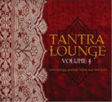 Tantra Lounge 4 - CD Audio