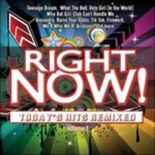 Right Now Today's Hits - CD Audio
