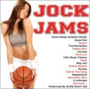 Sure Shot Kid. Jock Jams - CD Audio