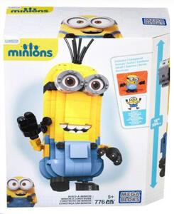 Mega Bloks. Minions. Costruisci Il Minion - 2