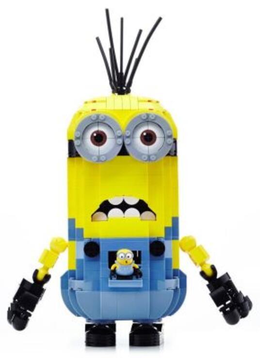 Minions Costruisci Il Minion - 4