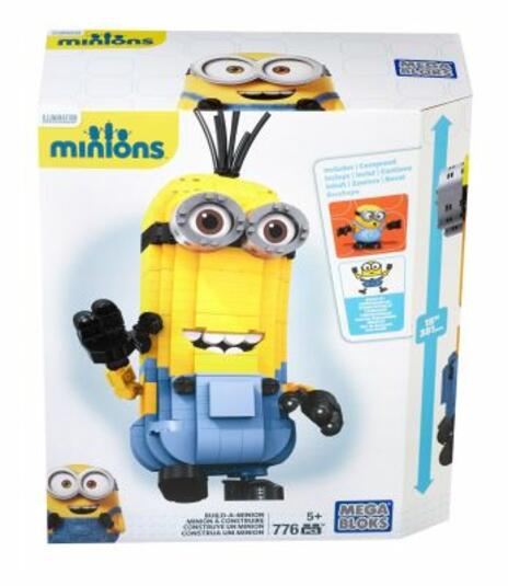 Minions Costruisci Il Minion - 6