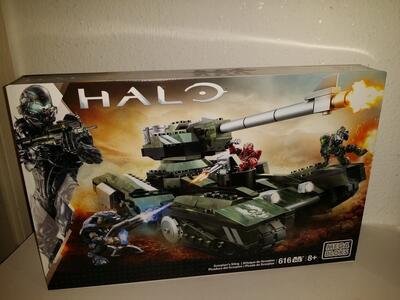 Mega Bloks. Halo. Scorpion's Sting - 2