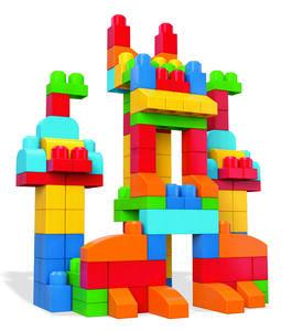 Mega Bloks. First Builders. Sacca Deluxe - 2