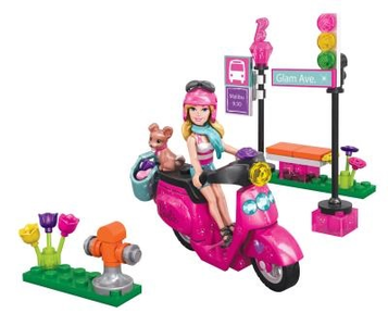 Giocattolo Barbie assortimento play set Mega Bloks 0