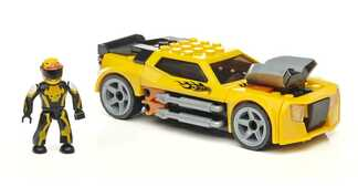 Giocattolo Hot Wheels Mega Mezzi Display Hot Wheels
