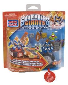 Skylanders Giants: Portale di battaglia con personaggi assortiti