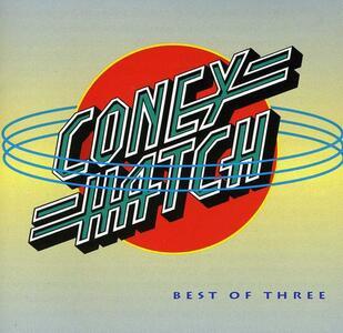 Best of Three - CD Audio di Coney Hatch