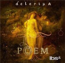 Poem - CD Audio di Delerium