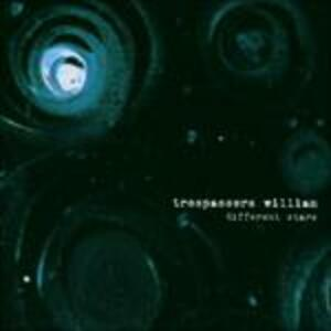Different Stars - CD Audio di Trepassers William
